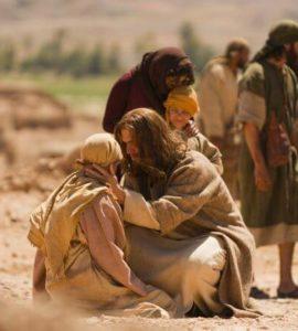 A fost Isus om în totalitate